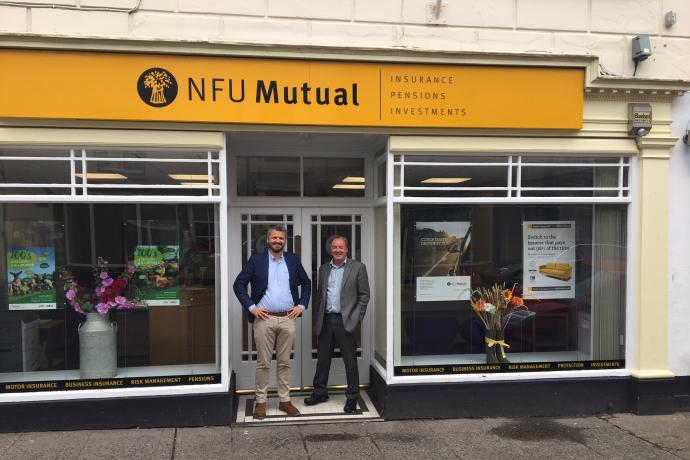 NFU | Insurance | Pensions | Investments | Bideford