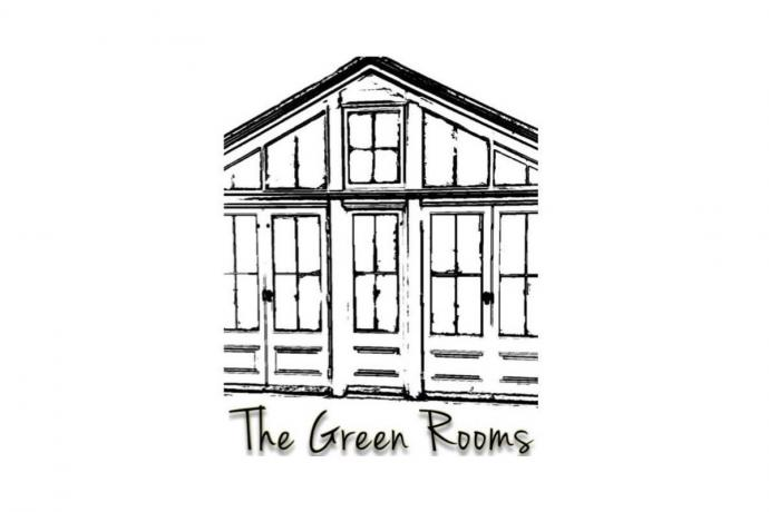 the green rooms bideford mill street logo