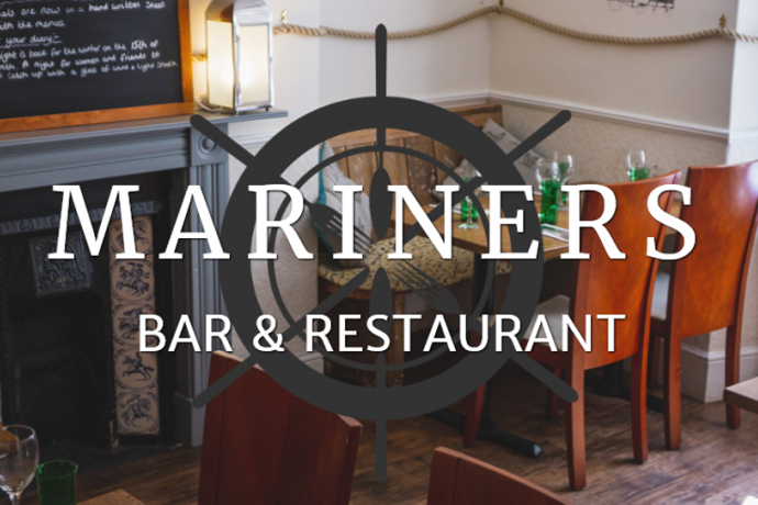 mariners bar and restaurant bideford logo