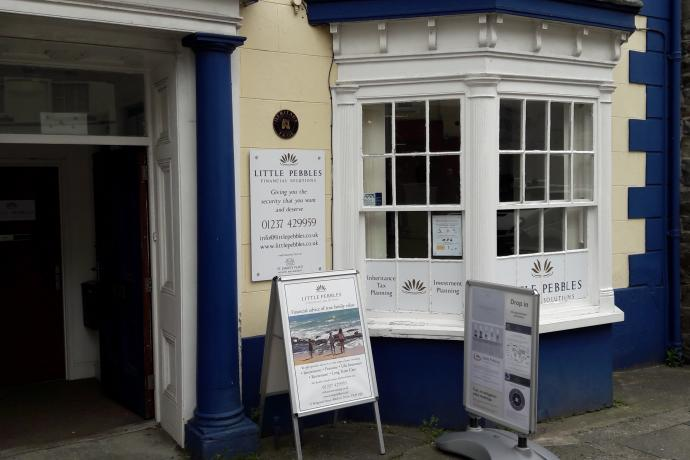 little pebbles financial services bideford