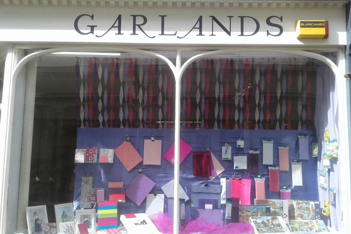 Garlands Shop Front Bideford Allhalland Street