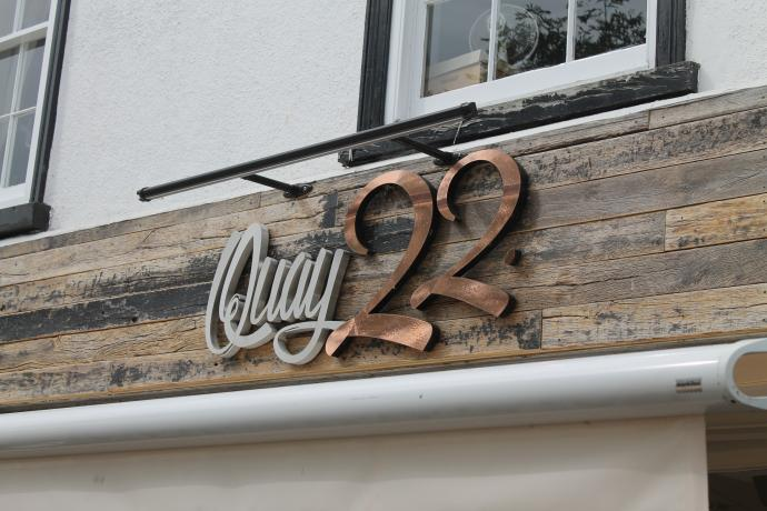The Quay Logo Bideford 22 The Quay