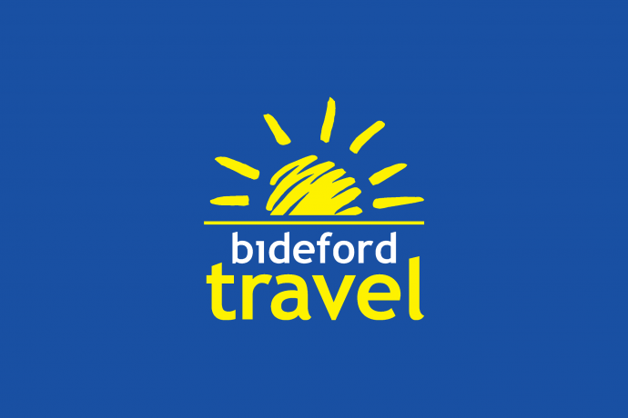 Bideford Travel Logo
