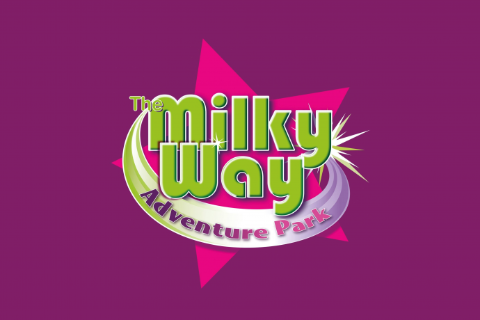The Milky Way Adventure Park Logo Bideford