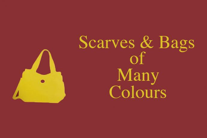 Scarves and Bags Logo