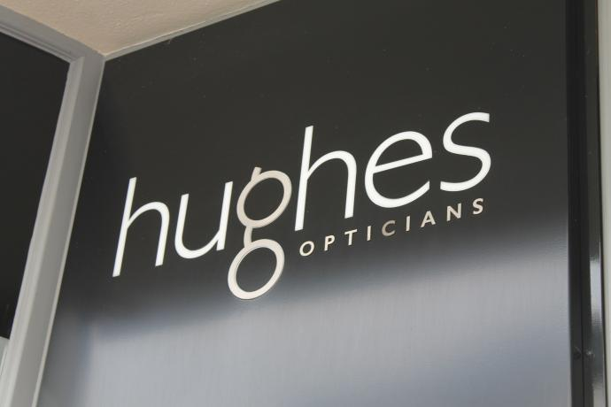 Hughes Opticians Bridgeland Street Bideford