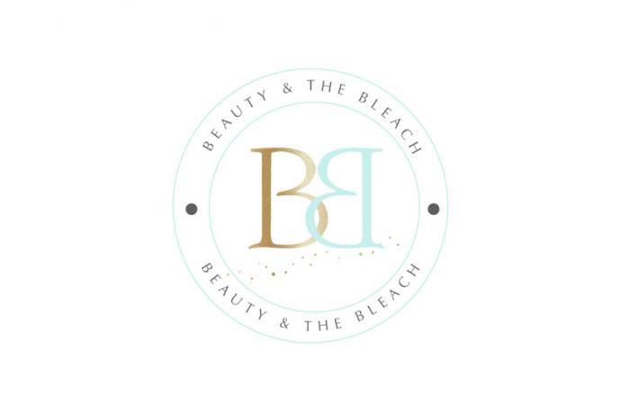 Beauty and the Bleach Logo