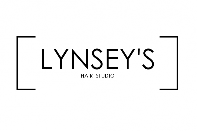 LYNSEY'S hair studio logo