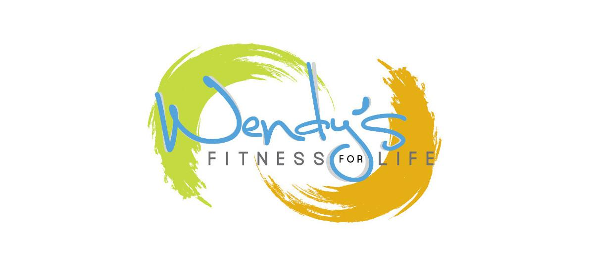 Wendy's Fitness for Life Logo