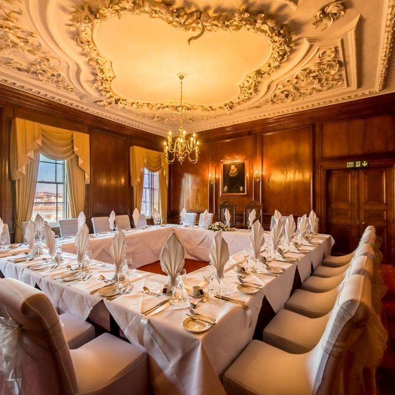 The Royal Hotel Dining Room