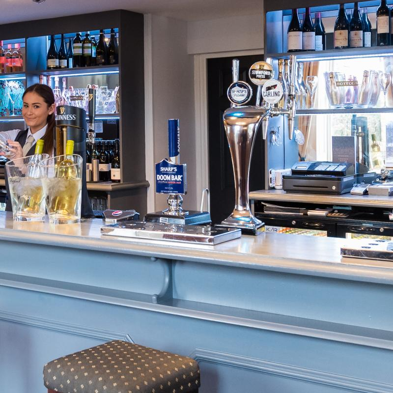 The Royal Hotel Bar